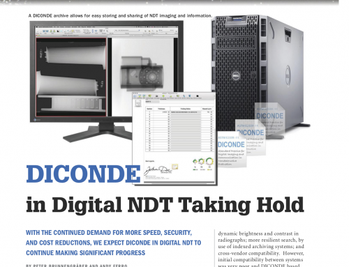 DICONDE in NDT Taking Hold