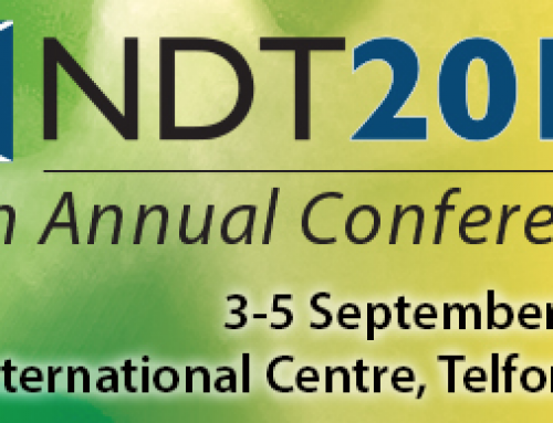 ayData and Carestream at the BINDT annual Conference in the UK
